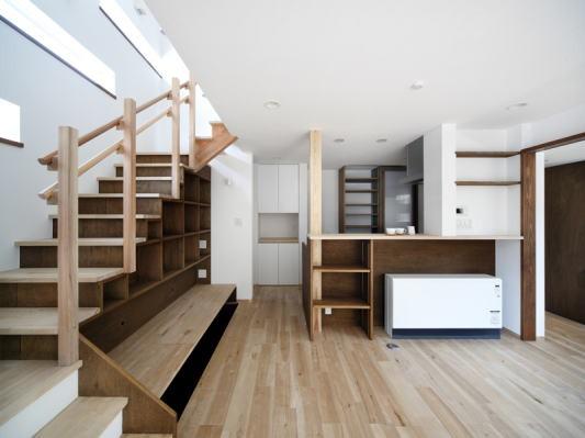 茨木の家-two box-