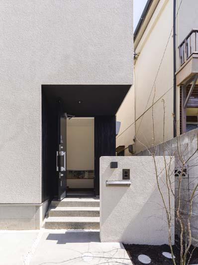 北野田の家-light court-