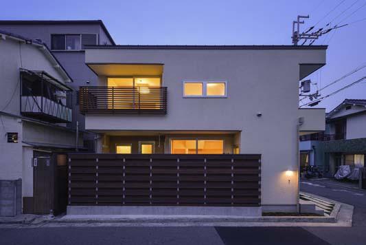 上野芝の家-little garden-