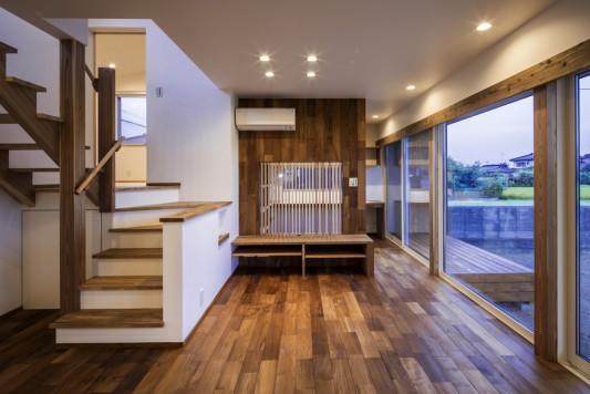 太子町の家-terrace side house-