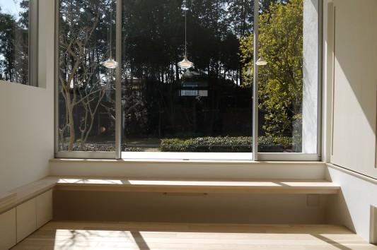 精華町の家-park view house-
