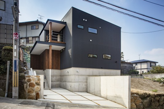 石切の家-flexible house-