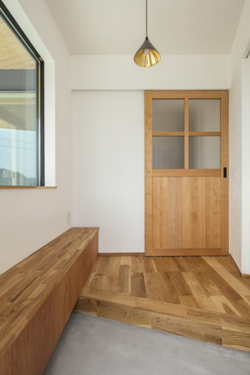 王寺町の家―diagonal house2―
